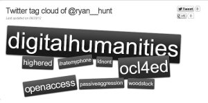 Twitter word cloud 2