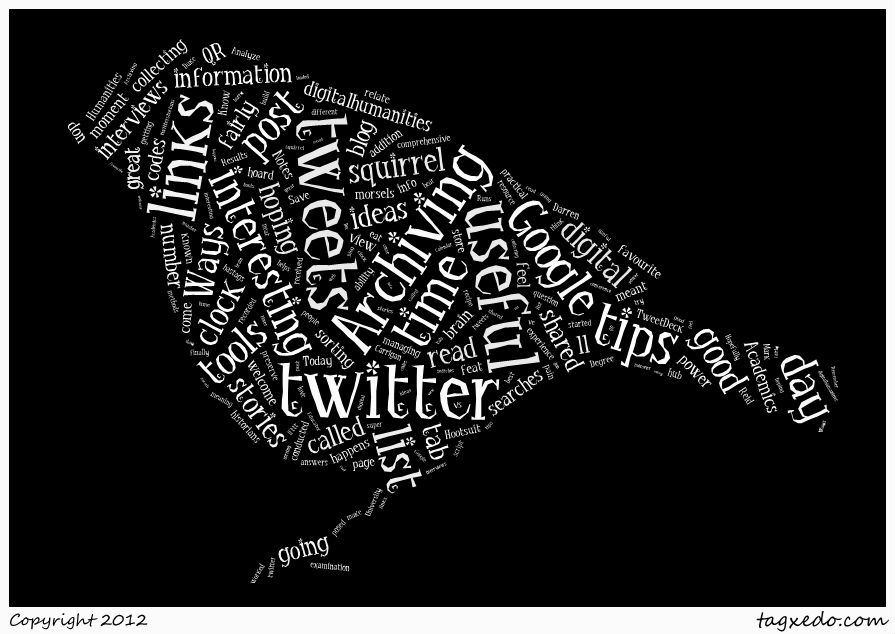 twitter word cloud